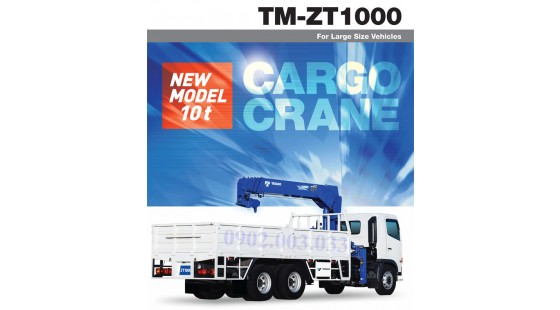 BAN CAU TADANO 10 TAN TM-ZT1000