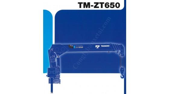 BAN CAU TADANO 6 TAN TM-ZT650