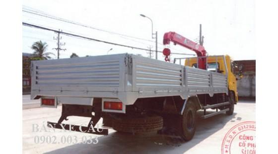 BAN XE CAU DONGFENG B170 - UNIC URV344