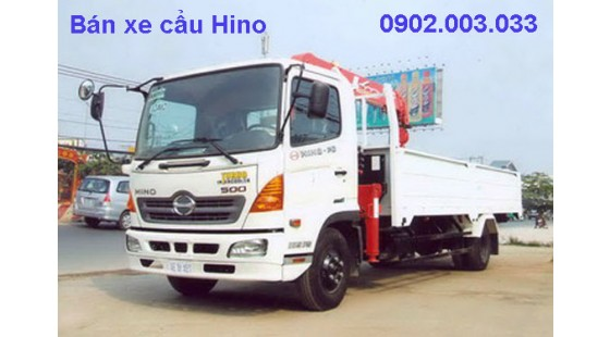 BAN XE CAU HINO FC9JLSW GAN UNIC URV345