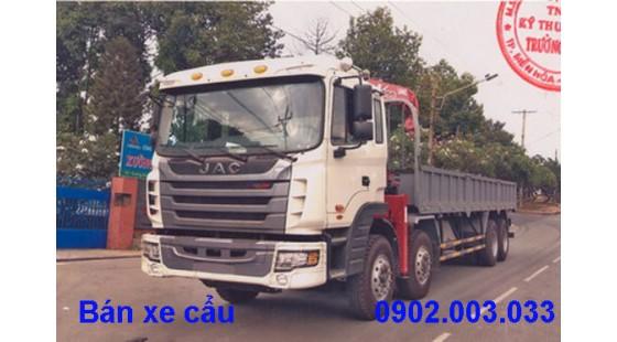 BAN XE CAU JAC 4 CHAN