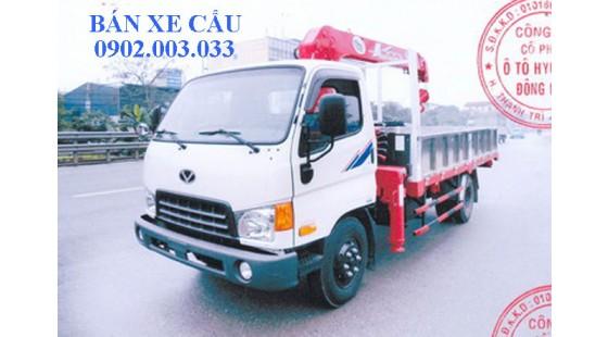 BAN XE CAU HYUNDAI HD98 GAN CAU 3 TAN