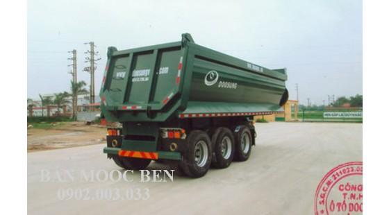 MOOC BEN DOOSUNG 31 TAN - 30.740 KG