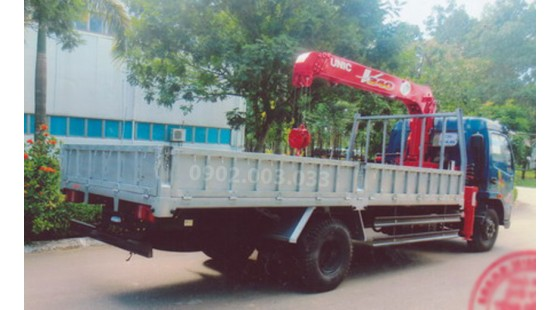 BAN XE CAU 5 TAN VEAM VT650 CAU UNIC 3 TAN 4 KHUC URV344