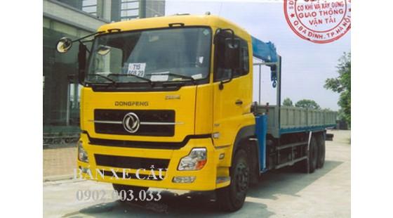 BAN XE CAU DONGFENG C260