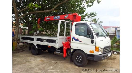 XE CAU HYUNDAI 2T5 HD65