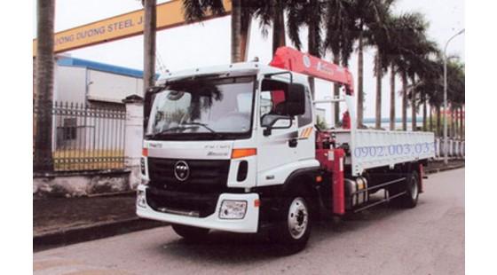 XE CẨU THACO AUMAN C160/170