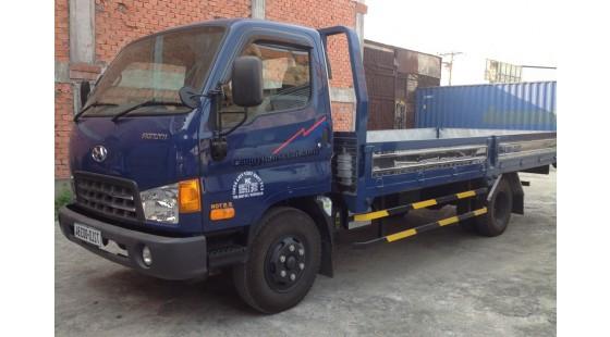 Xe tải Hyundai Mighty 8 tấn 2017 thùng lửng