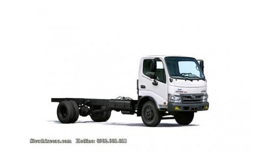Xe tải Hino XZU302L gắn cẩu Unic UR-V290