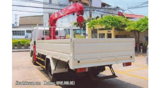 XE TẢI HINO XZU730L GẮN CẨU UNC UR-V344