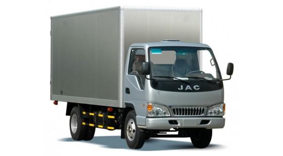 XE TAI JAC 1T8