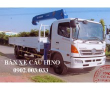cong ty ban xe tai, XE HINO FG8JPSL GAN CAU TADANO ZE555CS - 5TAN