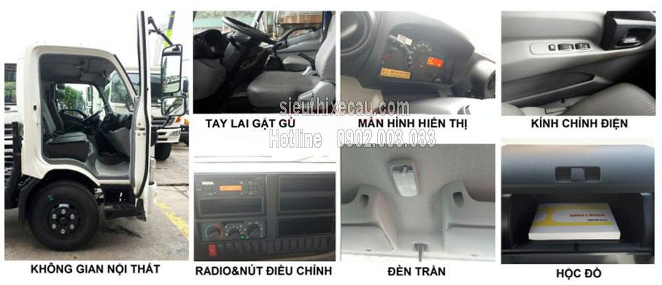 xe-tai-hino-xzu730-gan-can-cau-unic-344-noi-that