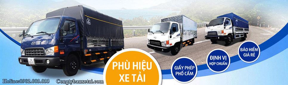 Dịch vụ làm phù hiệu xe tải + lắp định vị