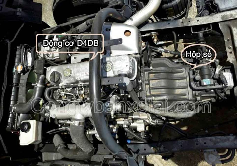 dong-co-xe-cau-hyundai-6-tan-hd120-gan-cau-unic-340