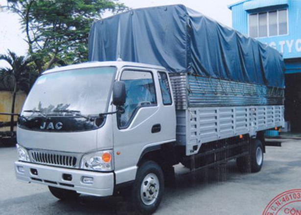 xe tải jac 6t4