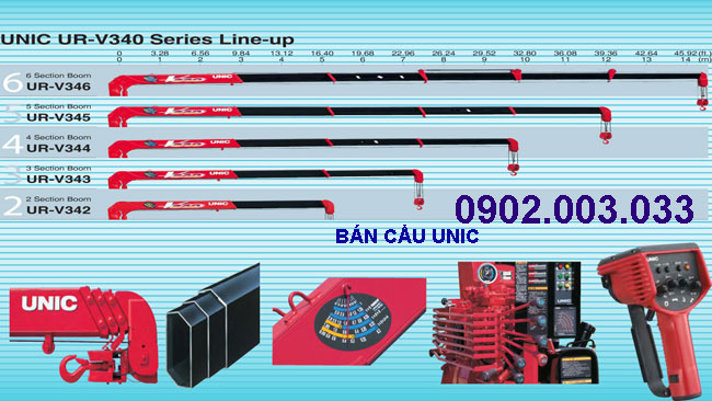 BAN XE CAU HINO FC9JJSW-GAN UNIC URV343